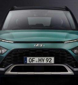 Новинка кроссовера – Hyundai Bayon