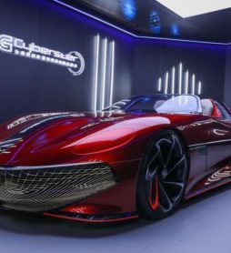 Ради выпуска нового спорткара марка MG организовала сбор пожертвований