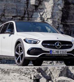 Новый Mercedes C-Class